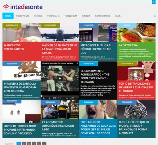 Intedesante Blog