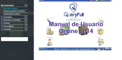 QueryFull Manual Blog